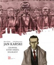 Jan Karski, komiks