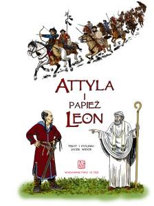 Attyla - okładka