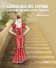 Lexicología del español. Ejercicios con dibujos para colorear